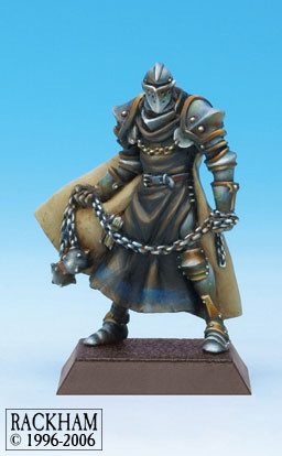 Kyrus Was A Limited Edition Figure Produced By Rackham And