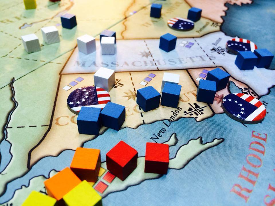 1775: Rebellion by Academy Games